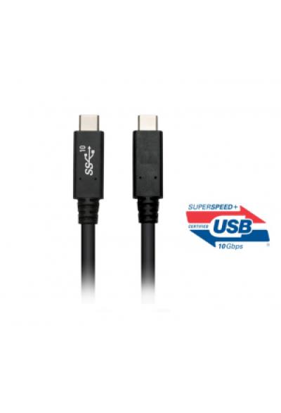 USB-C Kabel 5A/100W E-Mark Gen2 10Gb